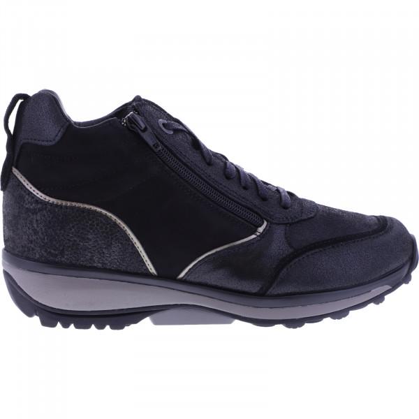 Xsensible / Modell: Laviano / Black / Leder / Art: 301052-001 / Damen Stiefelette