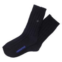 Birkenstock Damen Socken - Cotton Bling Glitzer-Socken - Schwarz
