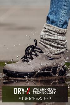 Xsensible Stretchwalker Dry-X Schuhe