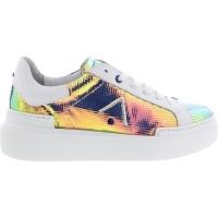 Ed Parrish Sneakers / Modell: Sarah / Iridescente-Multicolor / Wechselfußbett / Damen Sneakers