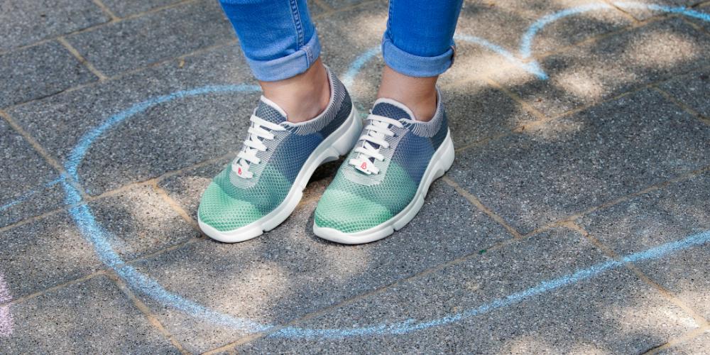 Berkemann Comfort Knit Sneakers