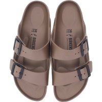 Birkenstock / Modell: EVA Arizona / Metallic Copper EVA / Weite: Schmal / Art: 1001500 / Damen