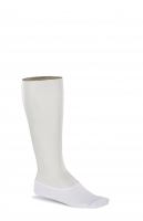 Birkenstock Herren Socken - Cotton Sole Invisible - Weiß 42-44 EU
