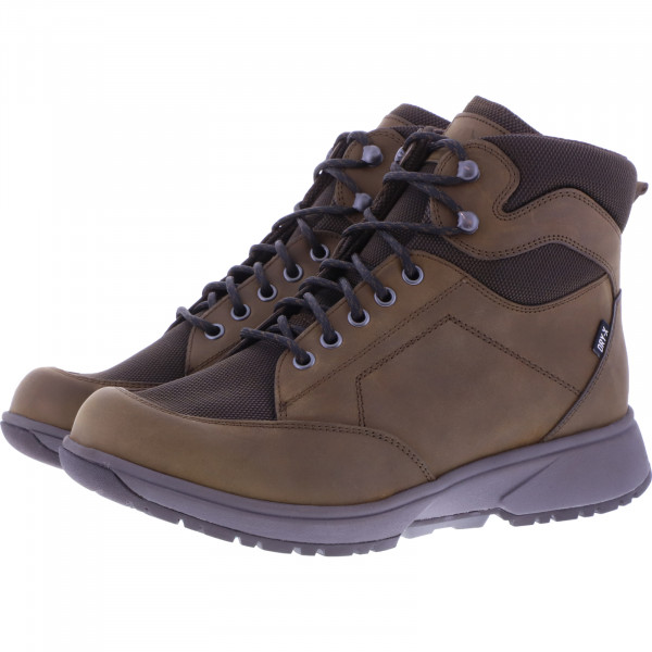 Xsensible Stretchwalker / Modell: Seattle / Brown Dry-X / Art: 404011-301 / Hiking Stiefeletten