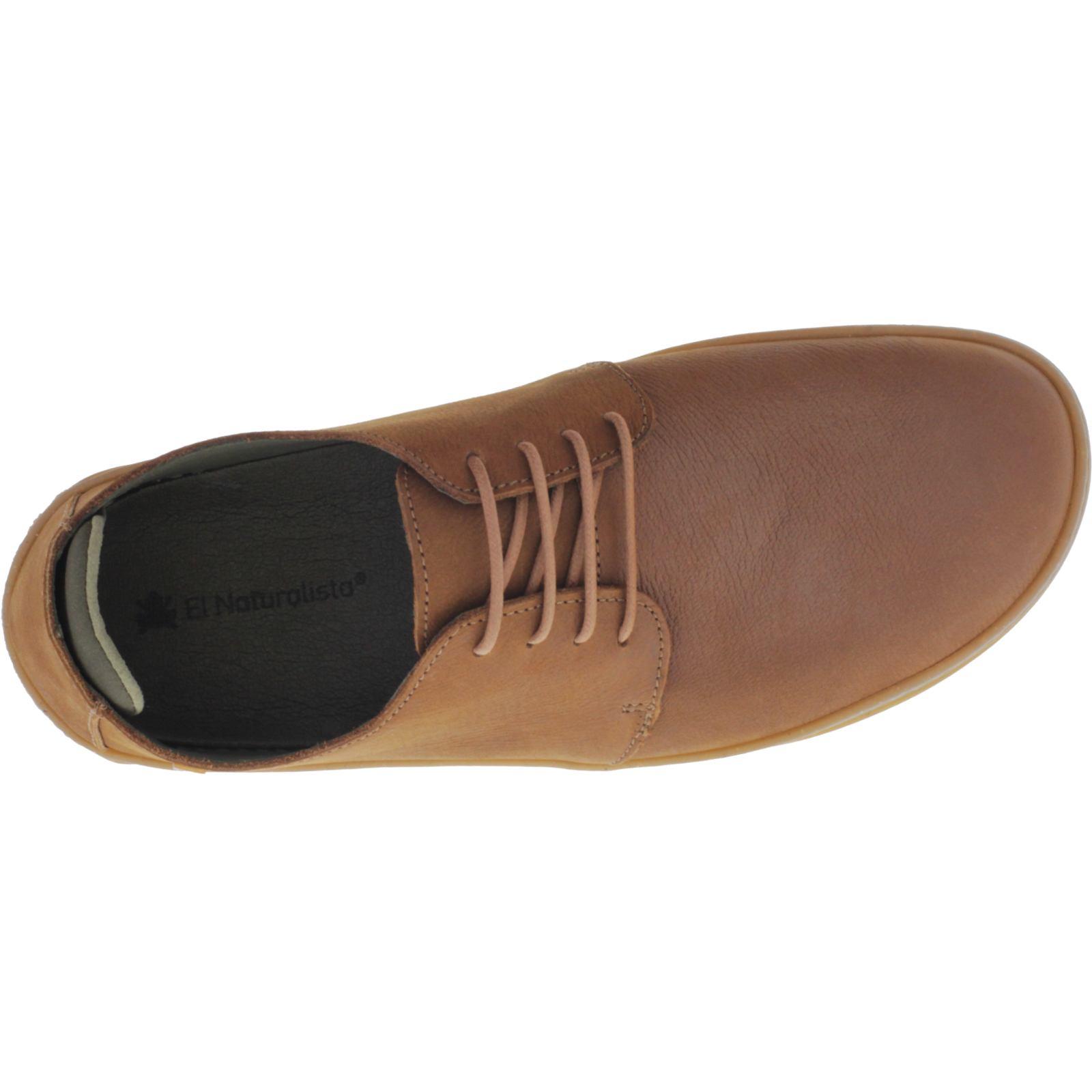Sneaker El Naturalista Amazonas N5381 braun detaillierte