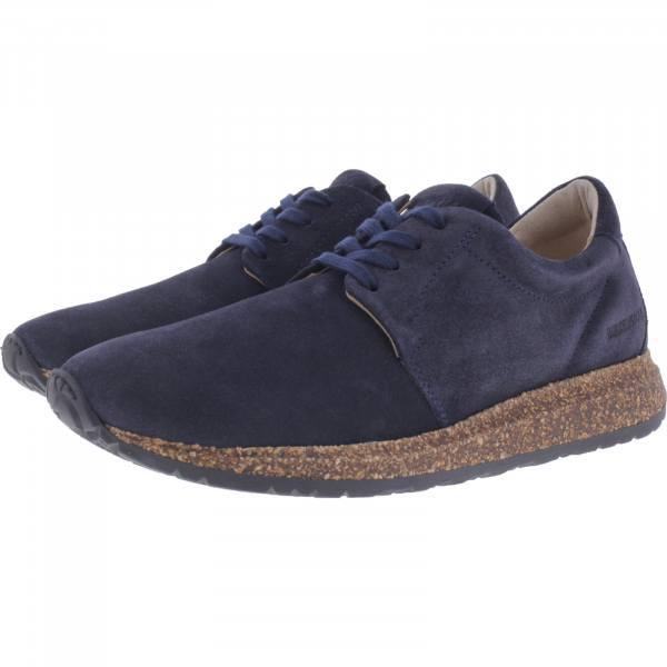 Birkenstock Shoes  / Modell: Wrigley / Night Blue / Leder / Weite: Schmal / Art: 1013393