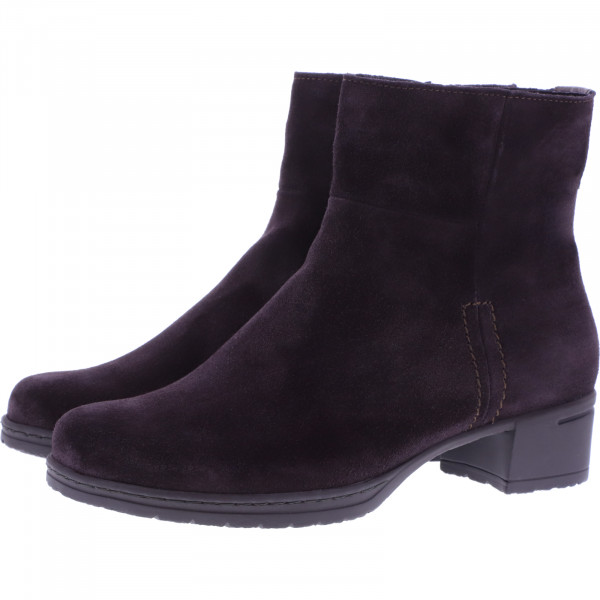 Hartjes / Modell: XS Hip Boot / Dunkelbraun Leder / Weite: H / 23772-7777 / Damen Stiefeletten