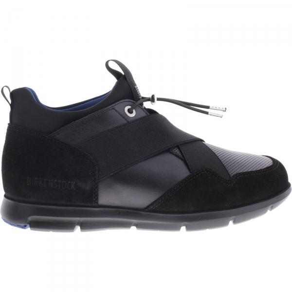 Birkenstock Shoes / Modell: Ames Women / Schwarz / Weite: Normal / Art: 1007337 / Damen