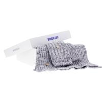 Birkenstock Damen X-Mas Box Bling - Socken & Schal - Hellgrau meliert