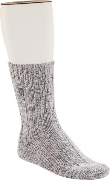 Birkenstock Herren Socken - Cotton Twist - Hellgrau Meliert