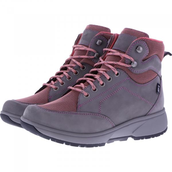 Xsensible Stretchwalker / Modell: Seattle / Stone-Pink Dry-X / Art: 402011-412 / Hiking Stiefeletten