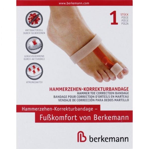 Berkemann / Hammerzehen-Korrekturbandage für die Nacht
