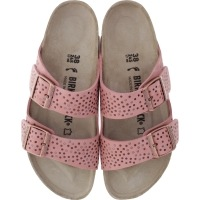 Birkenstock / Modell: Arizona / Crafted Rivets Doll Rosé Leder / Weite: Schmal / Art: 1009655Birkenstock / Modell: Arizona / Crafted Rivets Doll Rosé Leder /...