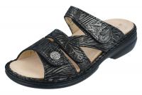 Finn Comfort / Ventura-Soft / Silver Crumble Leder  / Wechselfußbett / Art: 82568-713362 / Damen 36 EU