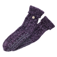 Birkenstock Damen Stopper-Socken - Twist HSH - Lavender Fog