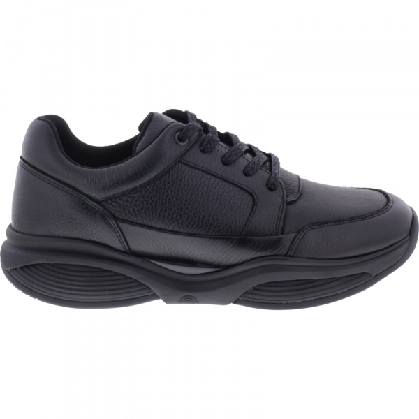 Xsensible Stretchwalker / Modell: SWX6 / Schwarz / Leder / Art: 300763-001 / Herren Sneakers