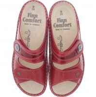 Finn Comfort / Modell: Mira-S / Rot / Classic-Soft / Art: 82582-901238 / Damen