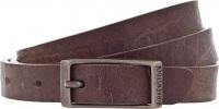 Birkenstock Gürtel / Modell: Ohio / Breite: 20mm / Cognac Leder / Unisex One-Size