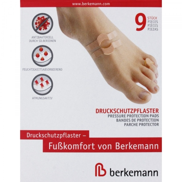 Berkemann / Druckschutz-Pflaster