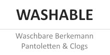 Berkemann Washable Kollektion