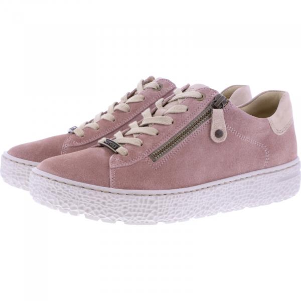 Hartjes / Modell: Phil / Altrosa/Schlamm Leder / Weite: H / 141762-4635 / Damen Sneakers