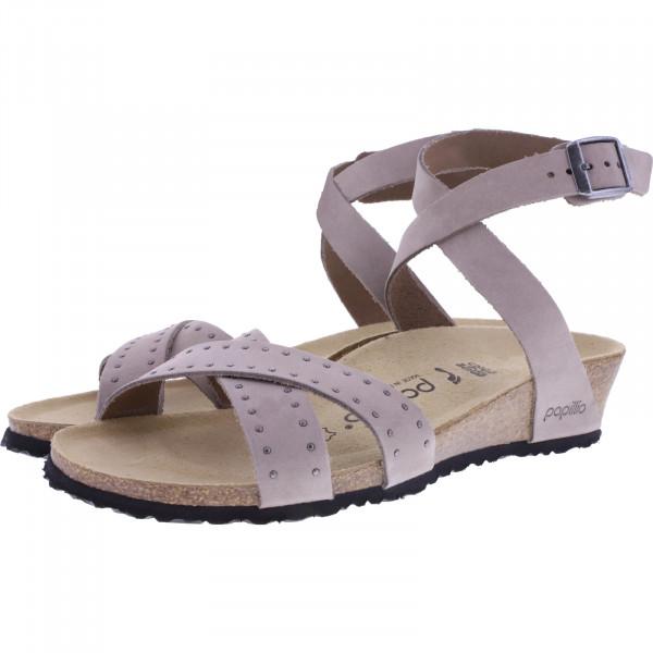 Papillio / Modell: Lola / Biscuit Rivets Nubukleder / Art: 1015915 / Damen Sandaletten