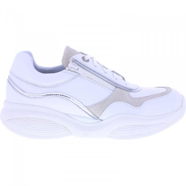 Xsensible Stretchwalker / Modell: SWX11 / White/Silver / Leder / Art: 300853-131 / Damen