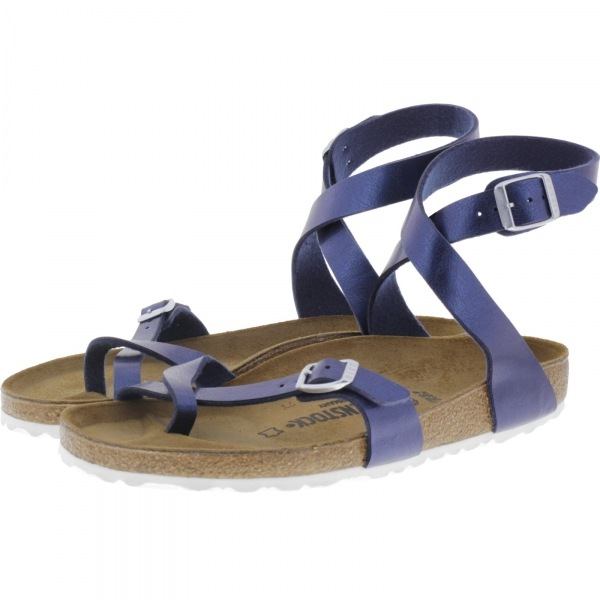 Birkenstock / Modell: Yara  / Graceful Sea BF / Weite: Normal / Art: 1005569 / Damen