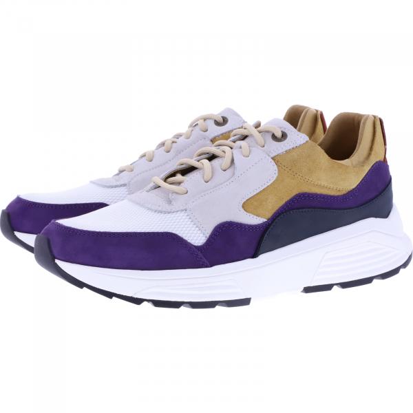 Xsensible Stretchwalker / Modell: Golden Gate / Color Mix / Leder / Art: 332001-666 / Herren Sneaker