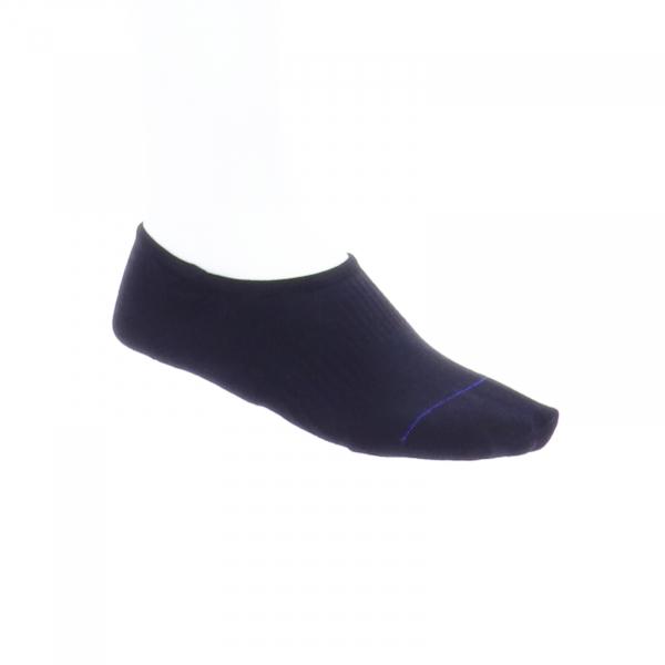 Birkenstock Damen Socken - Cotton Sole Invisible - Schwarz