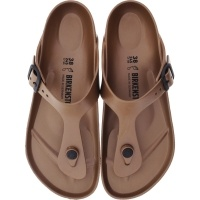 Birkenstock / Modell: EVA Gizeh / Metallic Copper / Weite: Normal / Art: 1001506 / Damen Badeschuhe