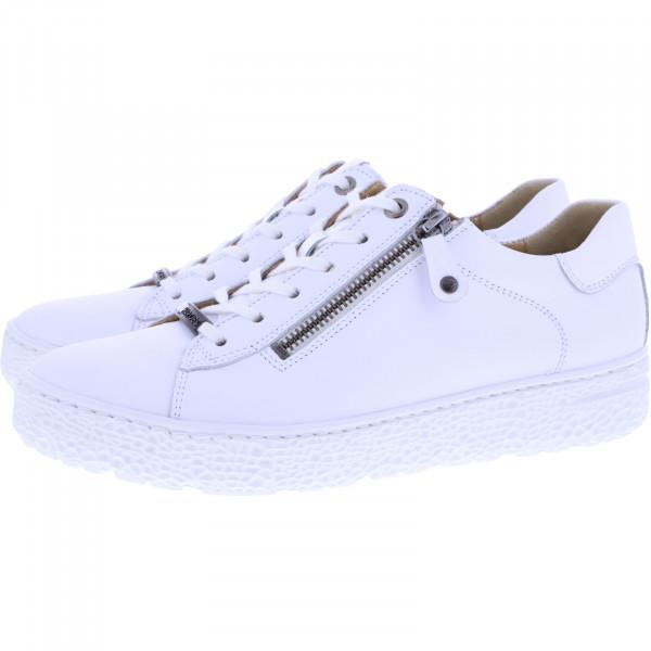 Hartjes / Modell: Phil / Weiß Glattleder / Weite: H / 140962-0202 / Damen Sneakers