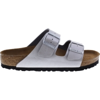 Birkenstock / Modell: Arizona / Graceful Silver / Weite: Normal / Art: 1009602 / Sandalen