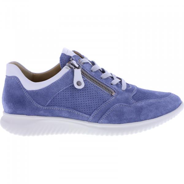 Hartjes / Modell: Breeze I / Aqua/Eisgrau Nubukleder / Weite: G / 112062-4217 / Damen Sneakers