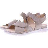Hartjes / Modell: Breeze / Taupe-Bronze Leder / Weite: G / 111632-3167 / Damen Sandalen