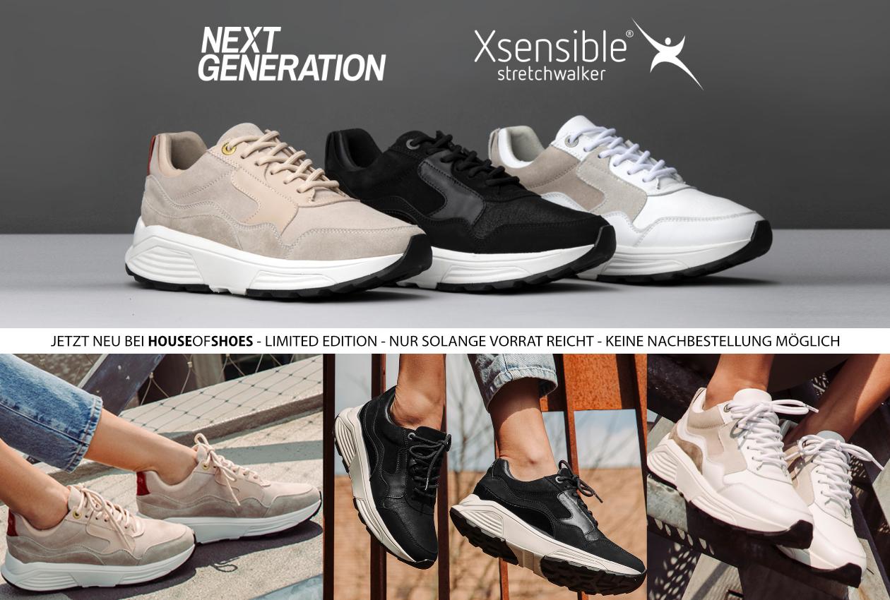 Xsensible Next Generation Stretchwalker