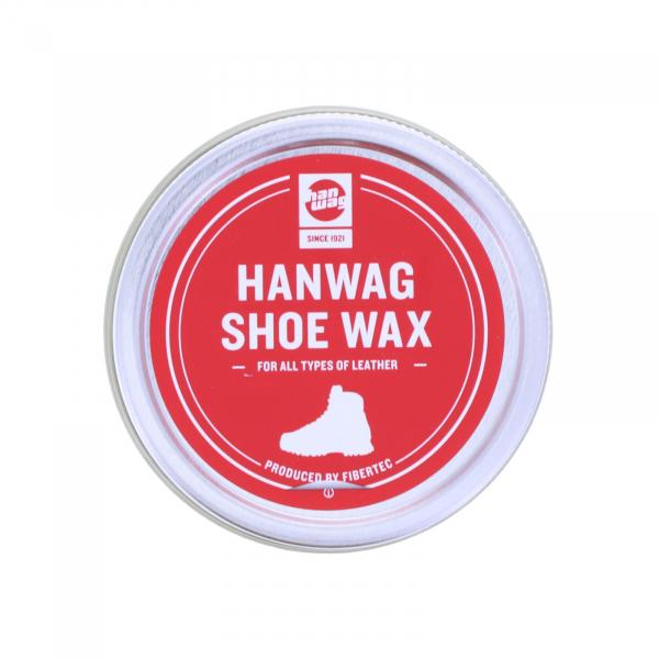 Hanwag / Shoe Wax / Lederpflegemittel aus Bienen-, Carnauba & Wollwachs