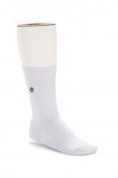 Birkenstock Herren Socken - Cotton Sole - Weiß 39-41 EU