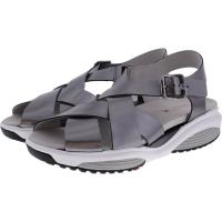 Xsensible Stretchwalker / Modell: Kreta / Old Silver / Leder / Art: 300515-903 / Damen Sandalen