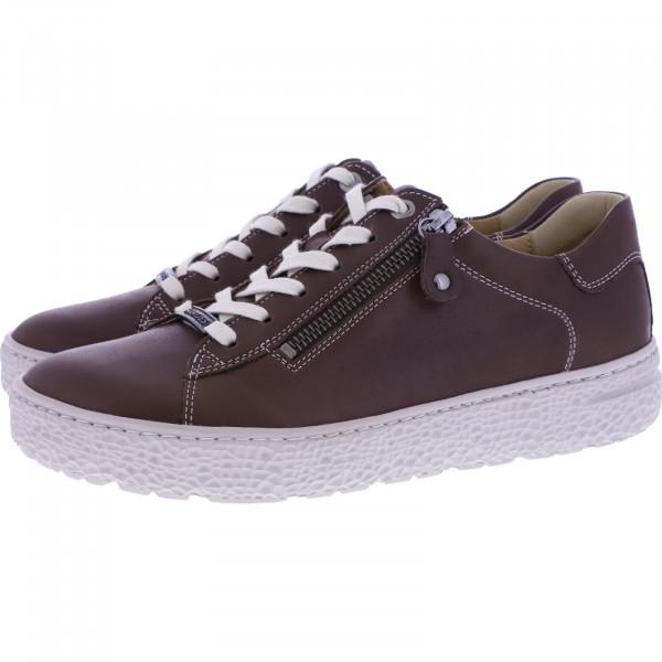 Hartjes / Modell: Phil / Dunkelbraun Glattleder / Weite: H / 140262-7700 / Damen Sneakers