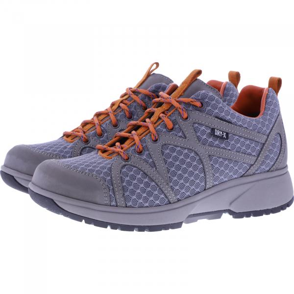 Xsensible Stretchwalker / Modell: Stockholm / Grey Dry-X / Art: 402025-801 / Damen Hiking Schuhe