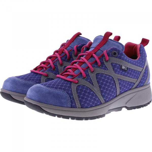 Xsensible Stretchwalker / Modell: Stockholm / Jeans Blau Dry-X / Art: 402025-210 / Damen Schuhe