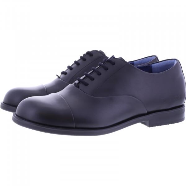 Birkenstock Shoes / Modell: Dalen / Schwarz / Leder / Weite: Normal / Art: 1017777 / Herren