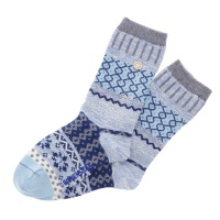 Birkenstock Damen Socken - Inuit II - Nile Blue