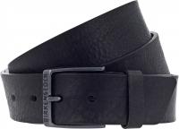 Birkenstock Gürtel / Modell: Ohio / Breite: 40mm / Schwarz Leder / Unisex Gürtel One-Size