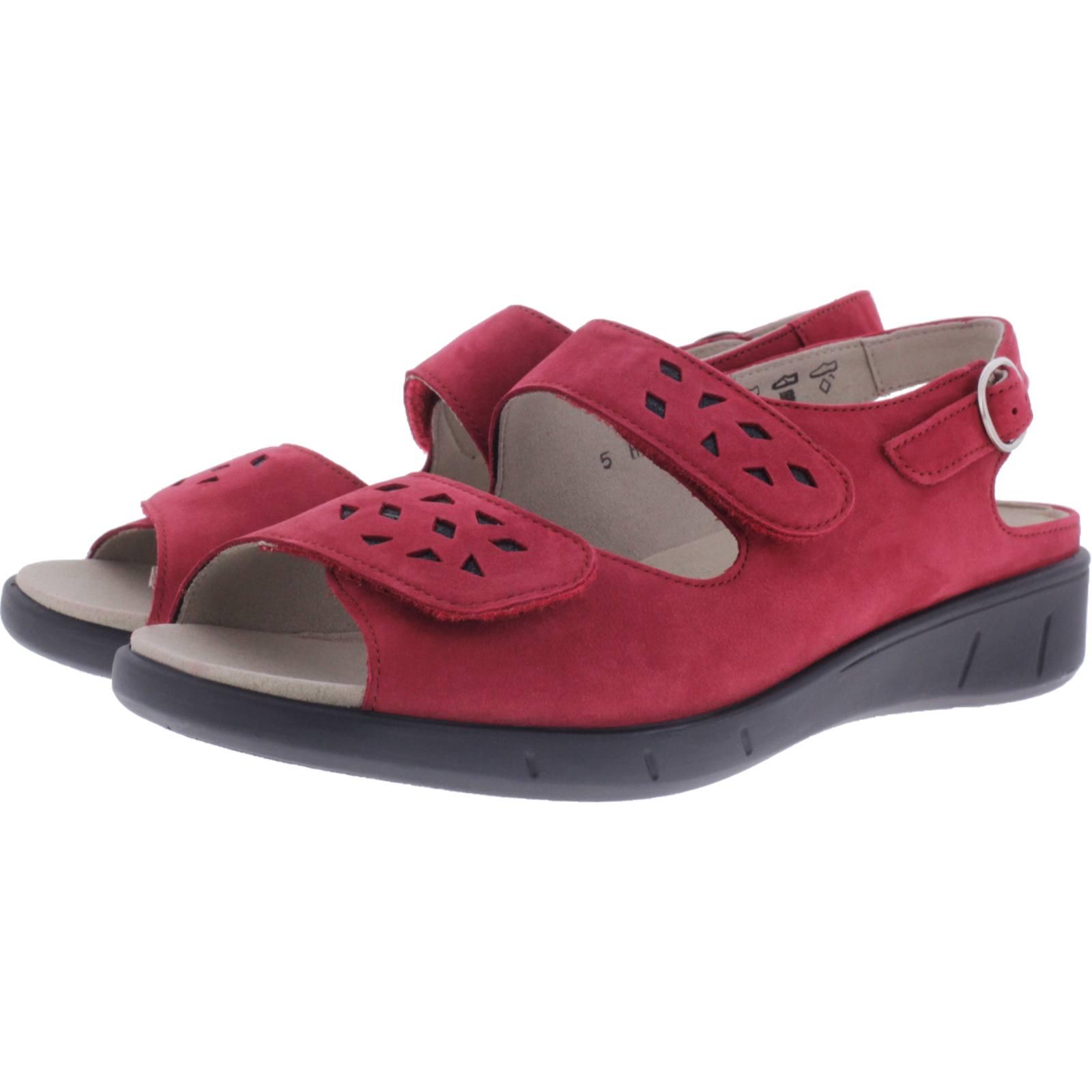 solidus sandalen happy chili schwarz damen 23000 50249. Black Bedroom Furniture Sets. Home Design Ideas
