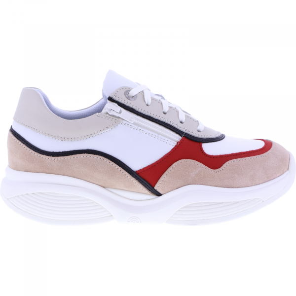 Xsensible Stretchwalker / Modell: SWX11 / Nude Combi Beige / Art: 300853-473 / Damen Sneakers
