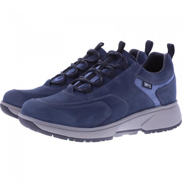 Xsensible Stretchwalker / Modell: Uppsala / Dunkelblau Dry-X / Art: 402031-201 / Hiking Schuhe