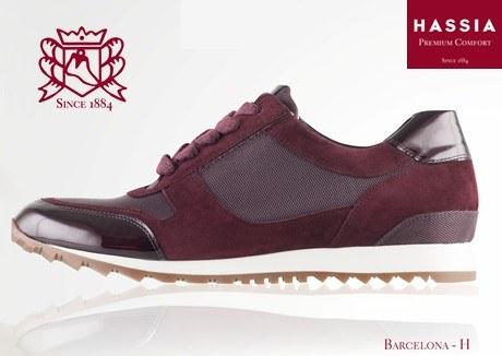 Hassia Sneaker Barcelona