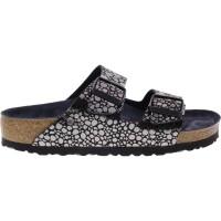 Birkenstock / Modell: Arizona / Metallic Stones Black / Weite: Schmal / Art: 1008872 / Sandalen